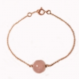 Bracelet Quartz rose or rose Réf. 1436